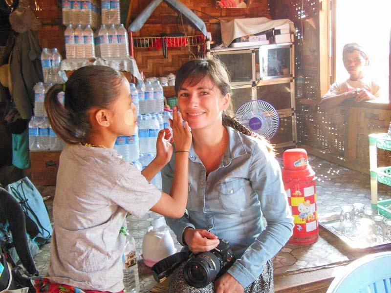 thanaka birmanie