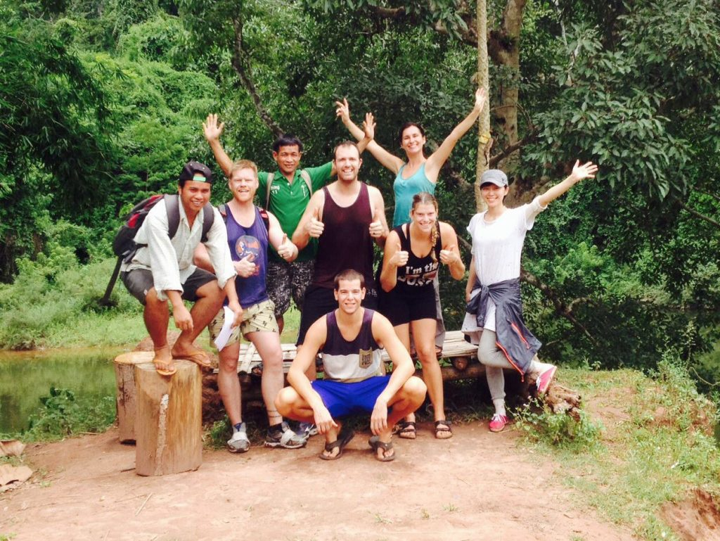 Equipe gibbon experience