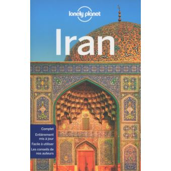 Guide Lonely Planet Iran