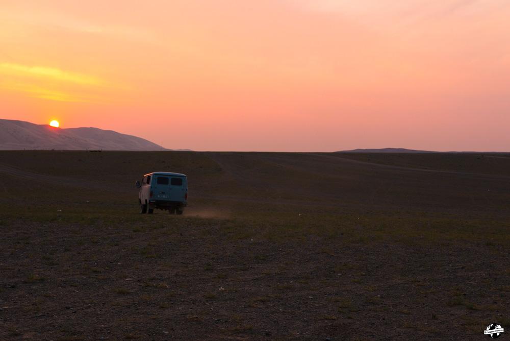 voyager en mongolie