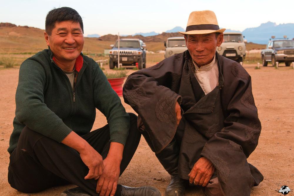 sourires mongoles