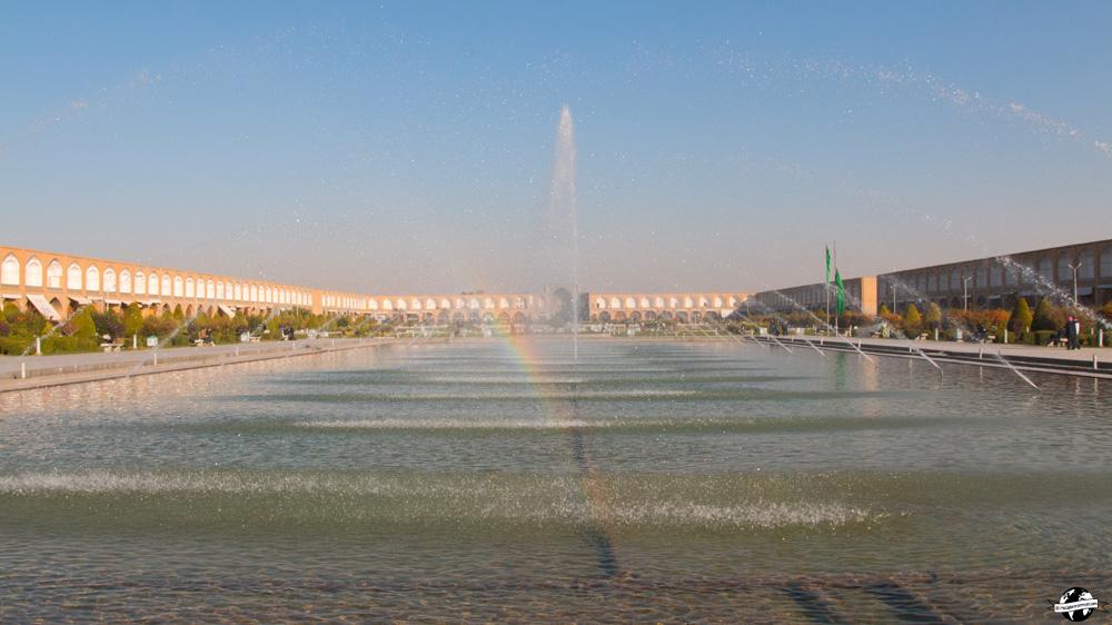 Place de l'Imam Isfahan