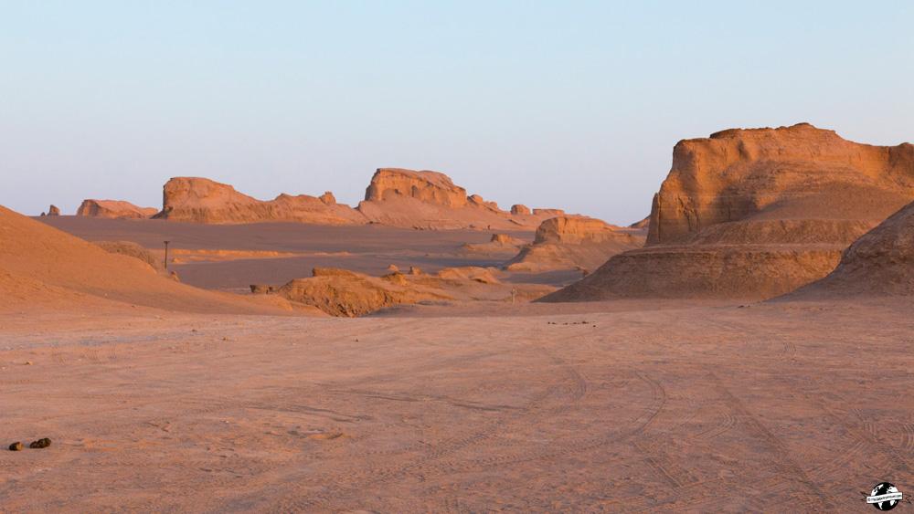 kalut desert