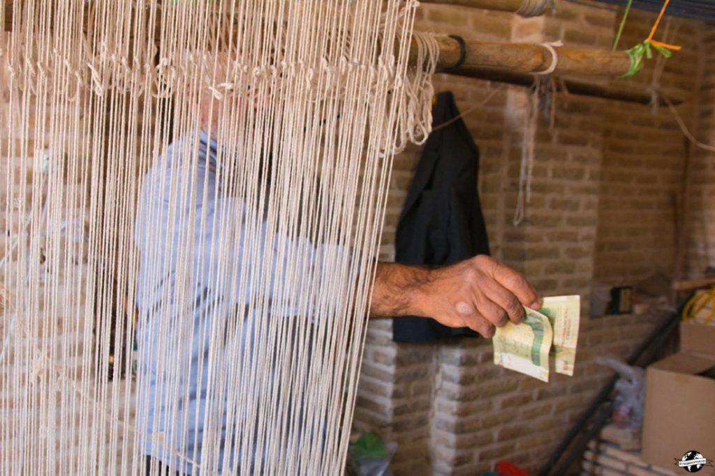 Budget voyage en Iran