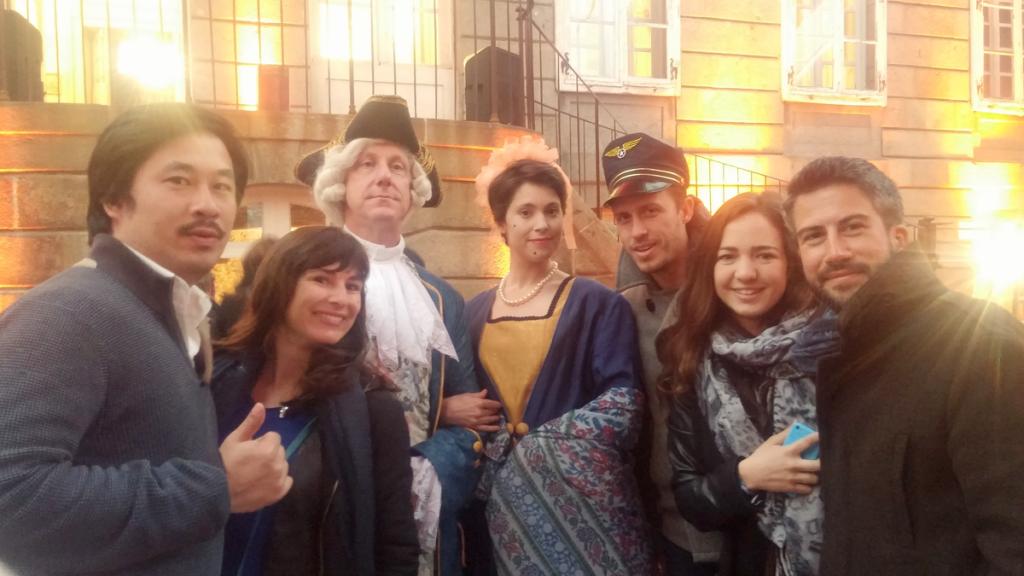 Soirée des blogueurs de voyage à Saint-Malo