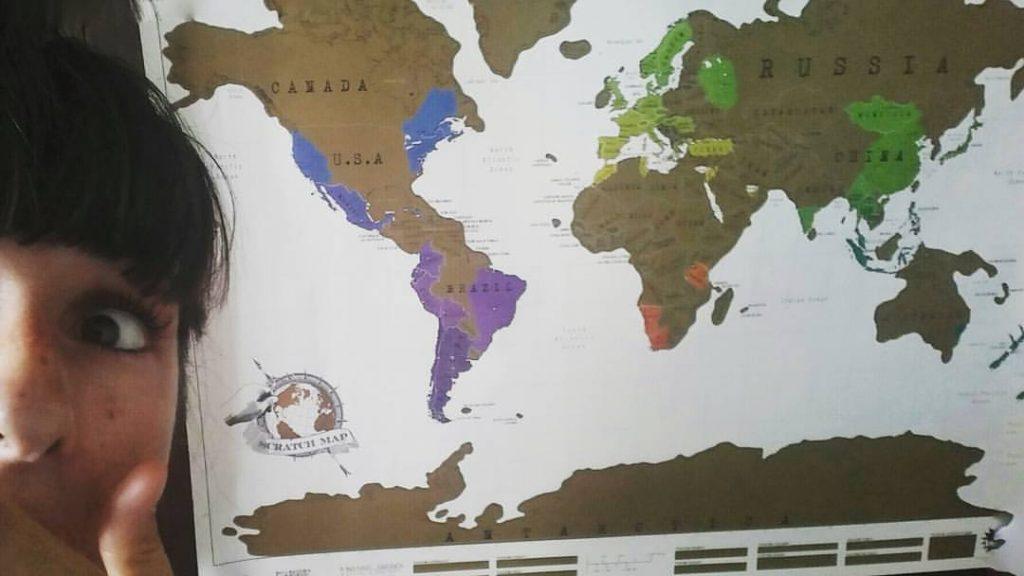 Itinéraire d'un tour du monde