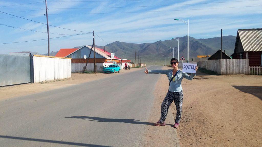 autostop mongolie moron