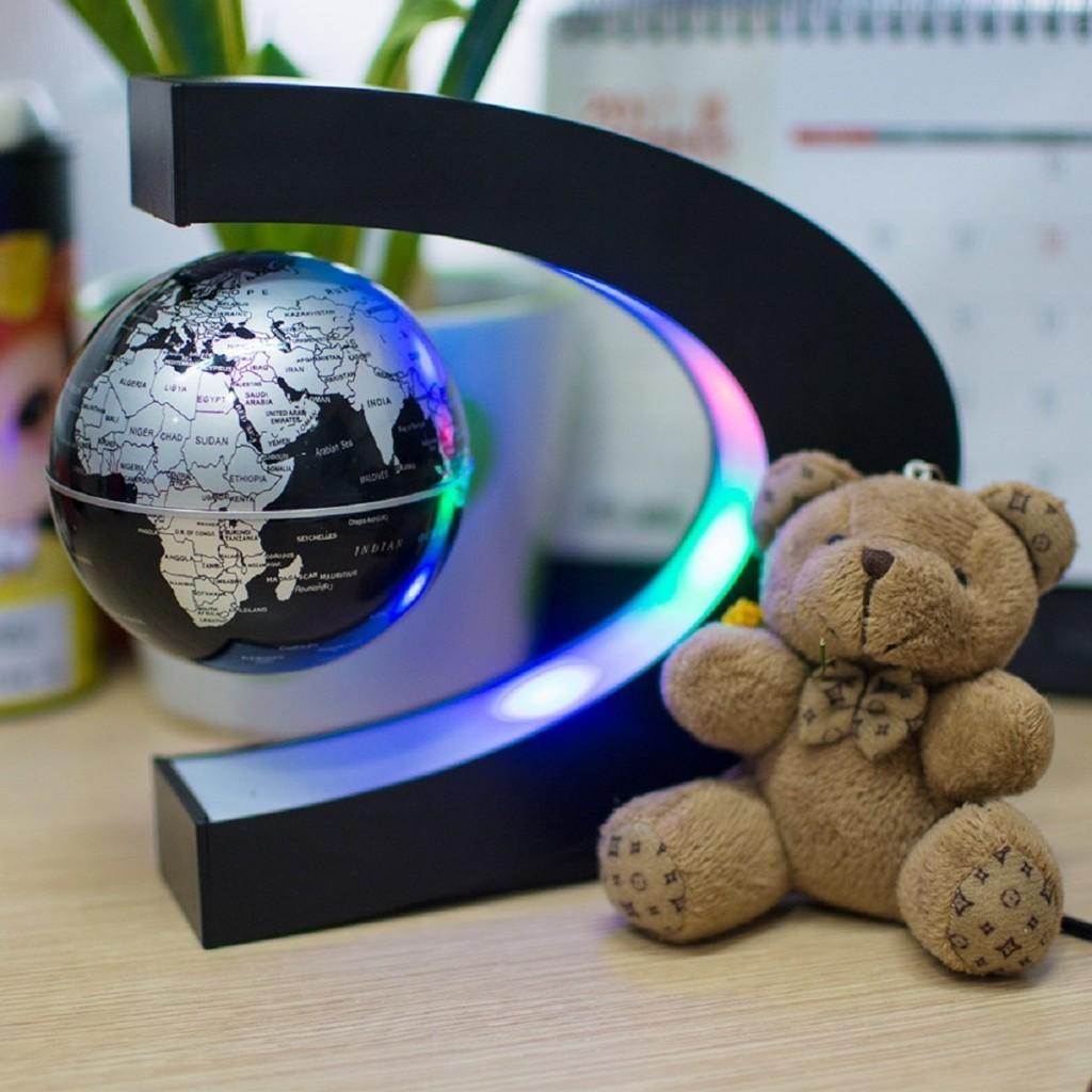 lampe globe levitation