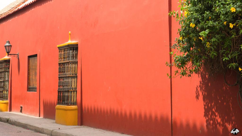 cartagena couleurs