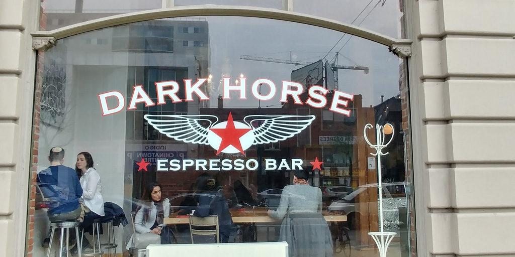 dark' horse cafe