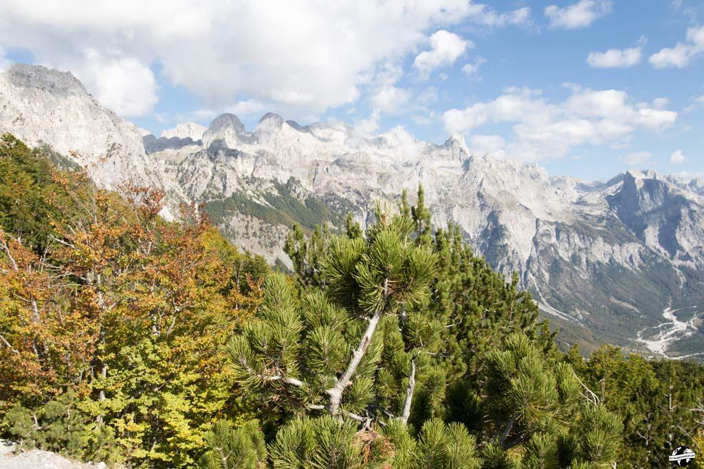 alpes albanaises